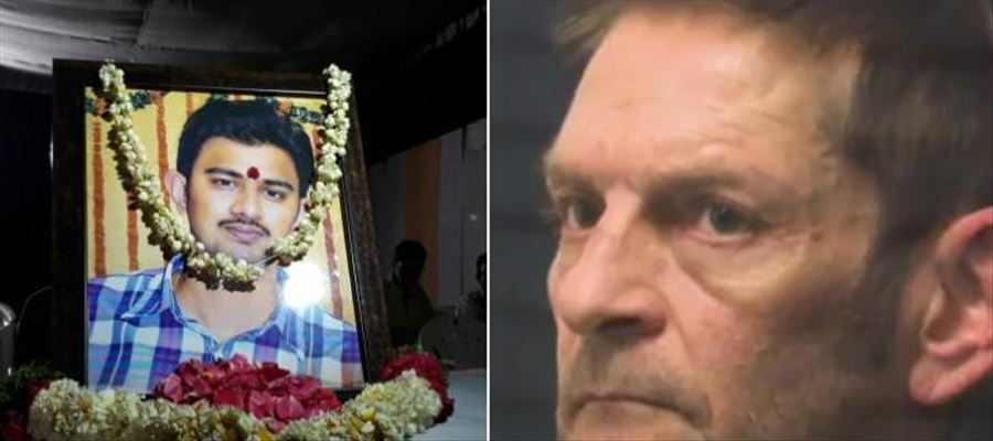 US Navy veteran charged with killing an Indian engineer has pleaded not guilty