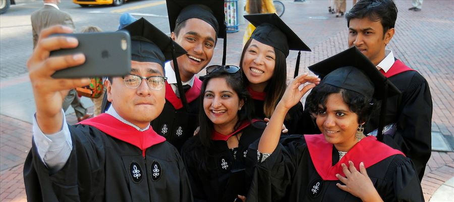 The number of Indian students pursuing in USA are increased 2x times - Report says!
