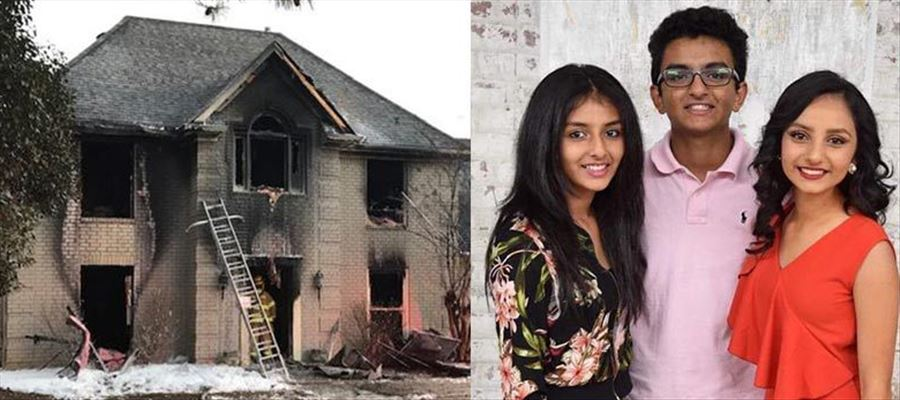 Nalgonda district teens killed in Tennessee fire accident