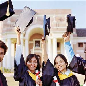 Indian students studying in US raised by 5%