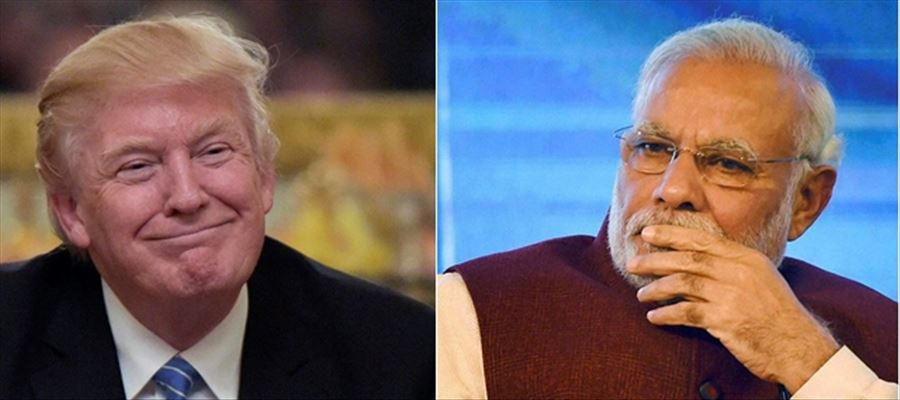 US President imitated PM Narendra Modi on Harley Davidson tariff issue