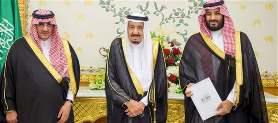 Is Saudi Arabia Crown Prince in collision with his Father?
