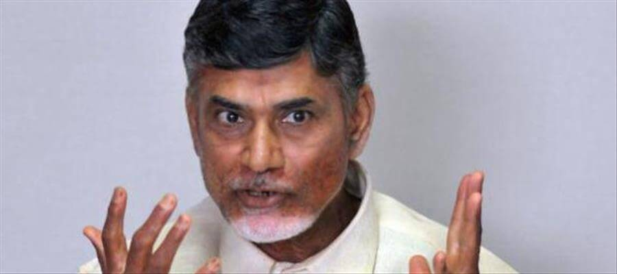 Chandrababu's CM post because of HIM?