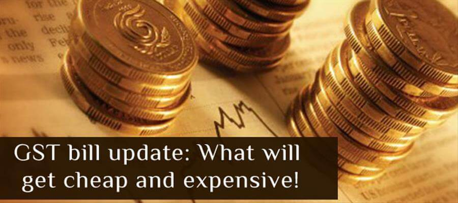 GST: What is Cheaper and Costlier