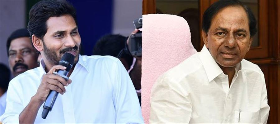 KCR strategy to invite Jagan as Chief Guest for Kaleswaram!