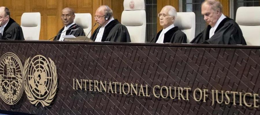 PAK gets strong warning from ICJ