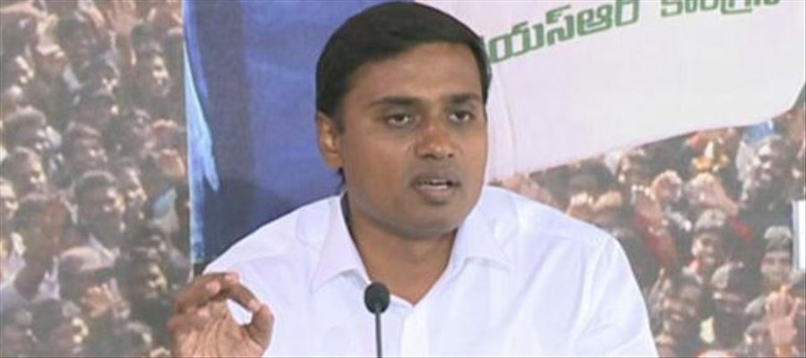 Rajampet Congress MP Candidate gives trouble to Midhun Reddy!