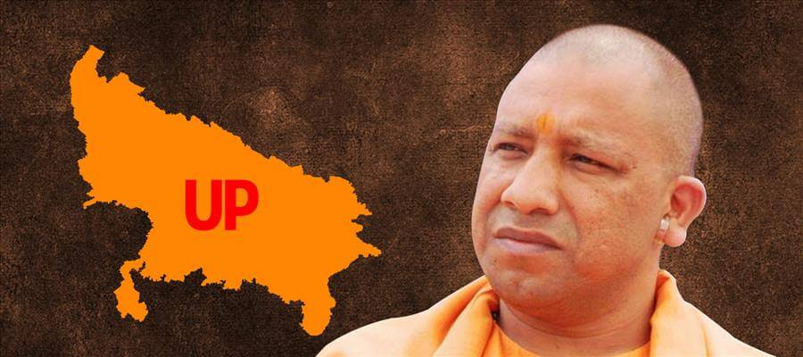 Controversial leader to be UP CM?