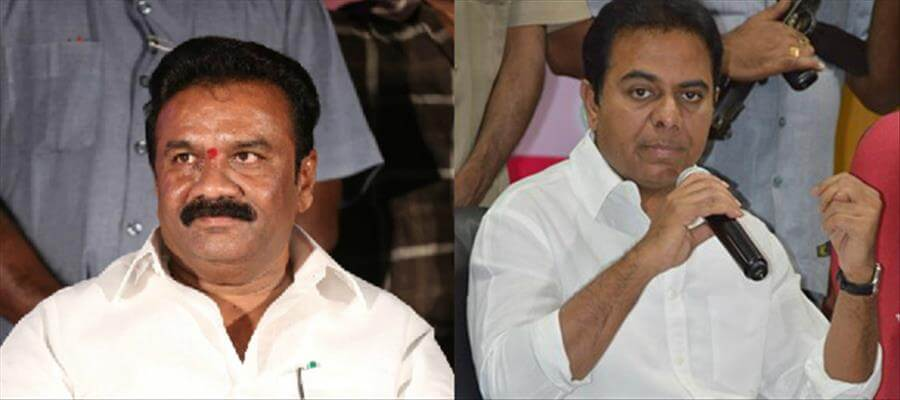 Cheating cases on KTR and Talasani