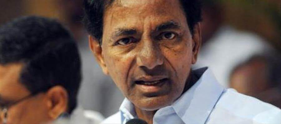 Is this why KCR shivering on hearing his name