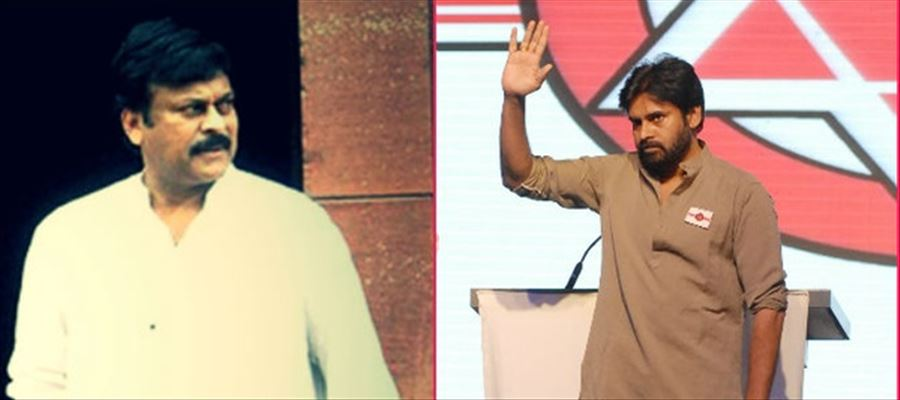 Will Chiranjeevi stay as an Actor or Politician?