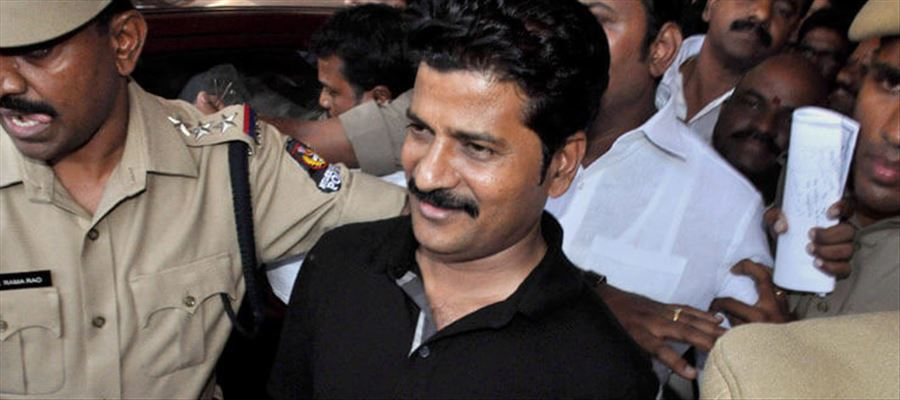 Why IT raid at Revanth Reddy residence?