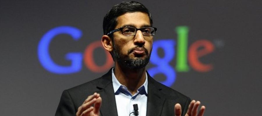"Sundar Pichai said Trump's election victory caused ""a lot of fear within Google"
