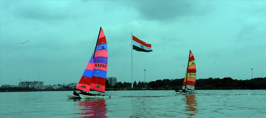 India's popular destination place Hyderabad s Sailing Week begins July 3