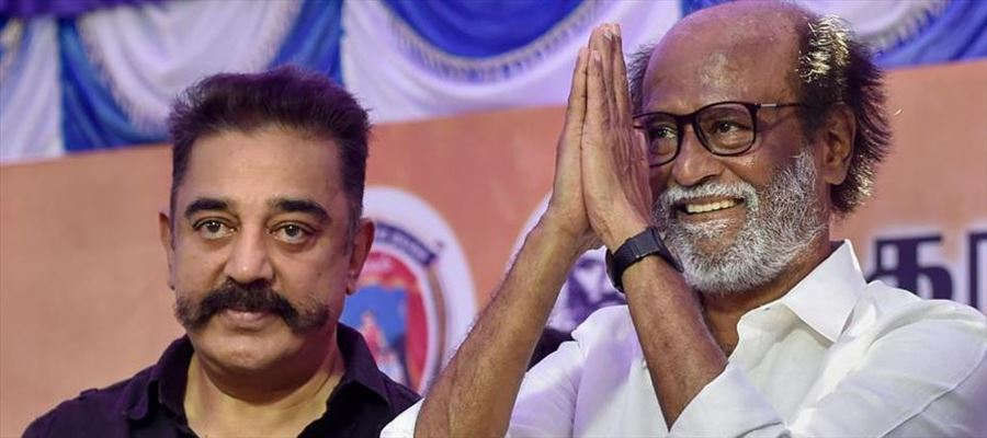 Do Rajnikanth wants to win confidence of people to venture into full-time politics?