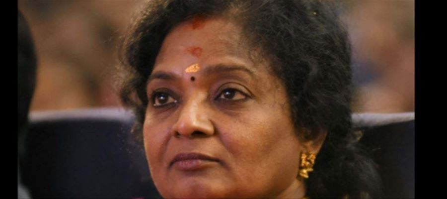 Dr. Tamilisai Soundararajan says dynamic rule of Mr. Modi will protect Tamils