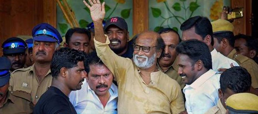 Rajinikanth visited Thoothukudi firing affected people