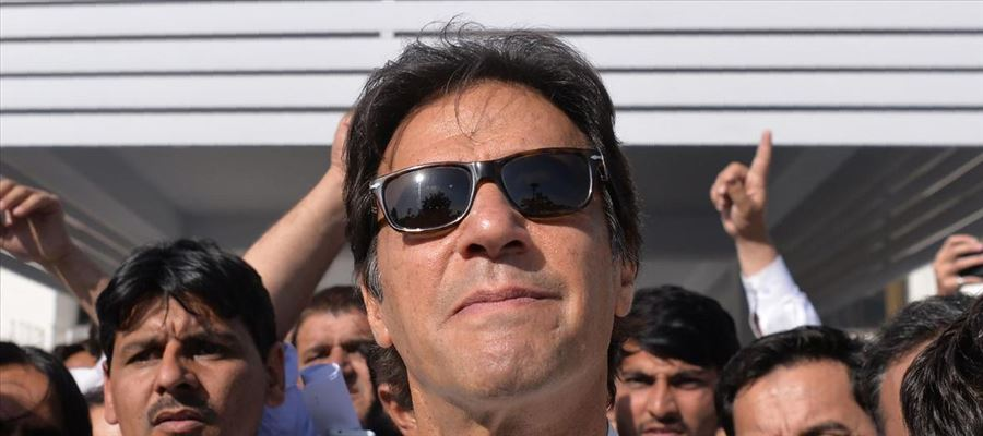 Imran Khan's Pakistan Tehrik-e-Insaf  be main challenger to ruling party in general elections