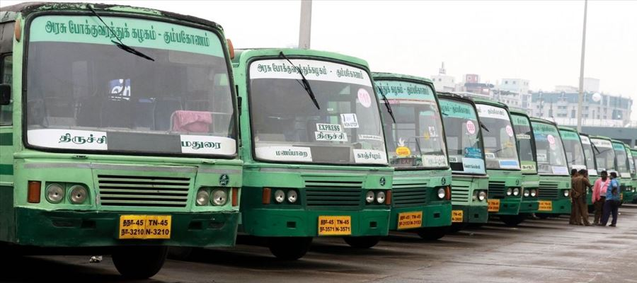 Tamilnadu Government increased fares of State run transport corporations by 20 to 54.54%