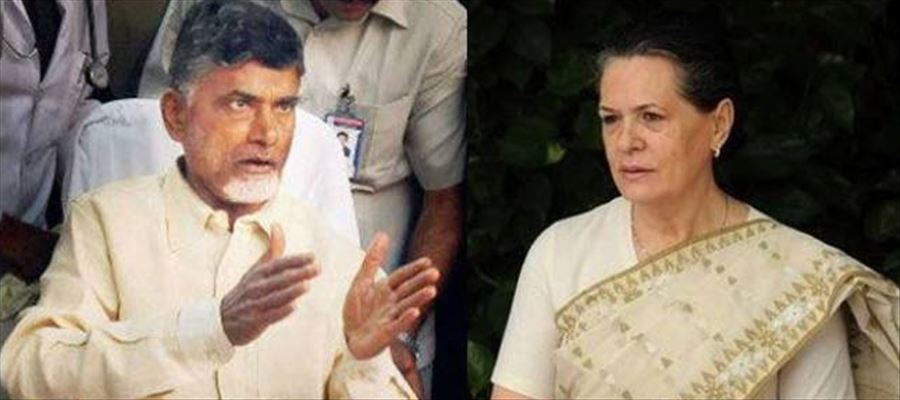 Did Sonia Gandhi bifurcated Telugu states by doing injustice to Reddy Community?