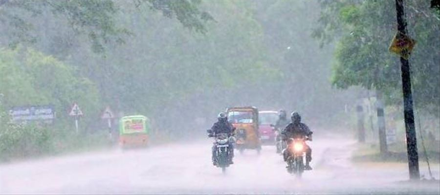 Chennai to get Rain for next 48 Hours