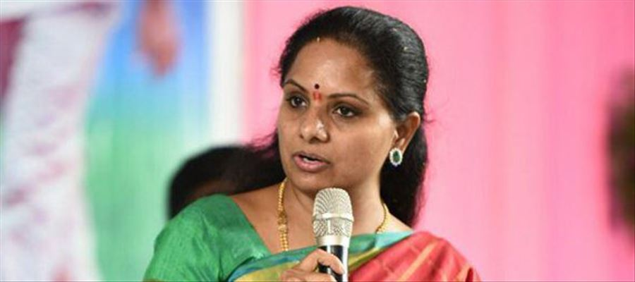 TRS party would take legal action against false allegations: MP Kavitha