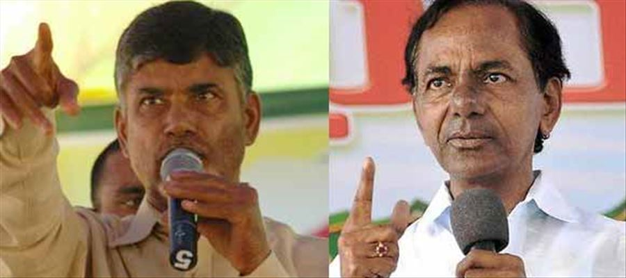 Chandrababu reiterated that KCR is acting at the behest of Narendra Modi
