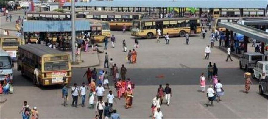 Tamilnadu Bus services resumes from today