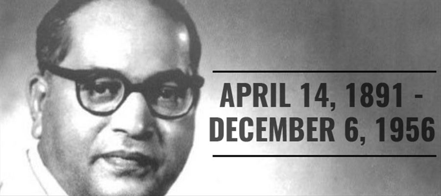 Today is the birth anniversary of BR Ambedkar