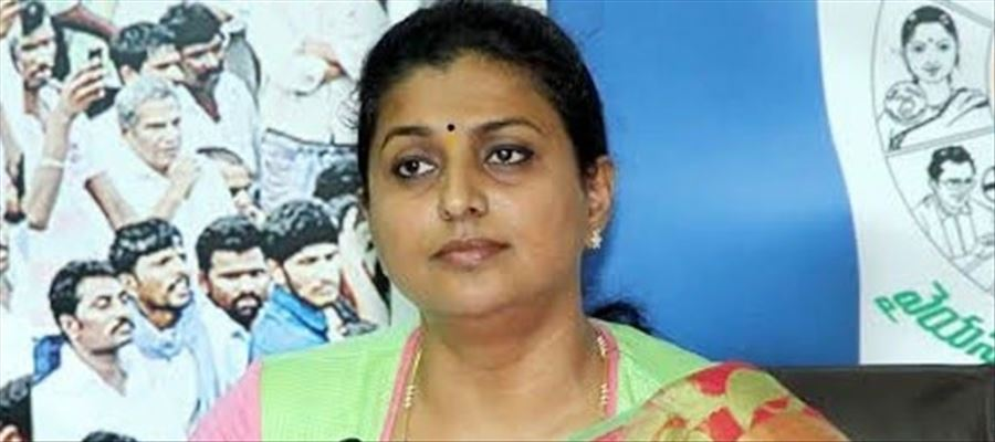 Why TDP Chittoor Leaders tried to attack Roja?