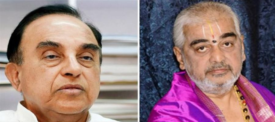 Controversial Leader Subramaniya Swamy's next target is TTD