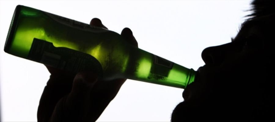 Kids under the age of 14 forced to drink alcohol