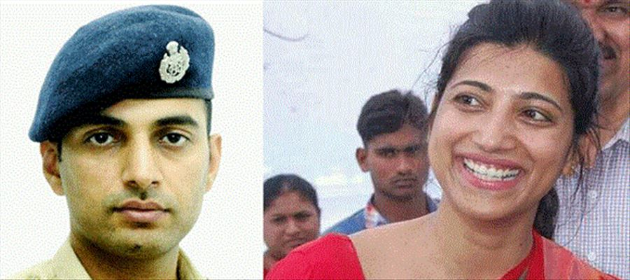 Report says Collector Amrapali Kaata is going to get married soon