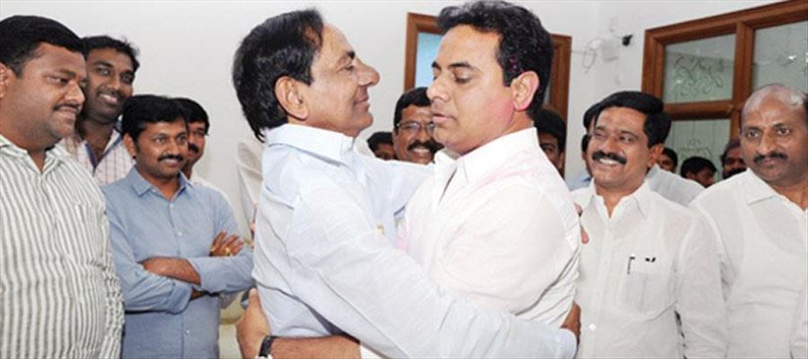 KTR saved CM KCR and his ambitious plan to distribute 1 Crore sarees for Telangana women for Batukamma