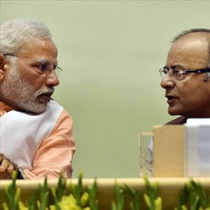 Why PM Narendra Modi met Finance Minister Arun Jaitley?