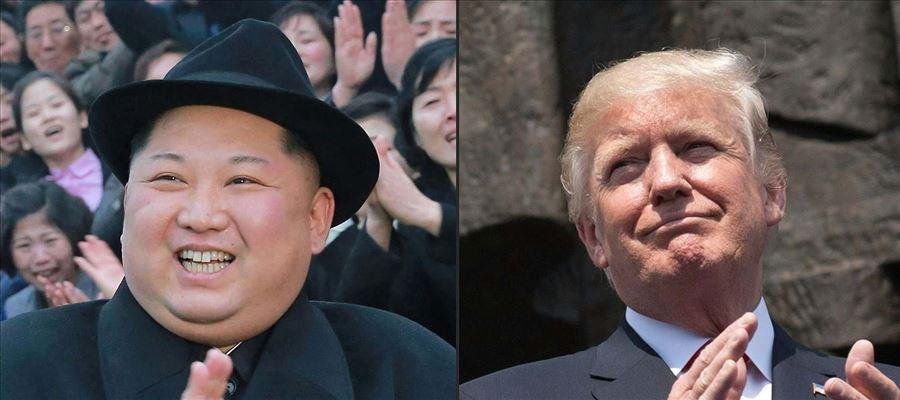 Trump & Kim's Summit begins at 9 am
