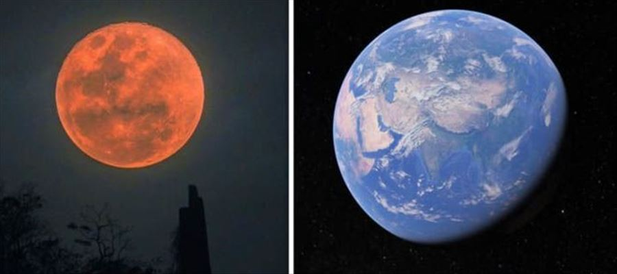 Keep your calendars marked for January 20 & 21, for watching Super Blood Moon