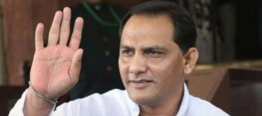 Is Azharuddin joining TRS Party?