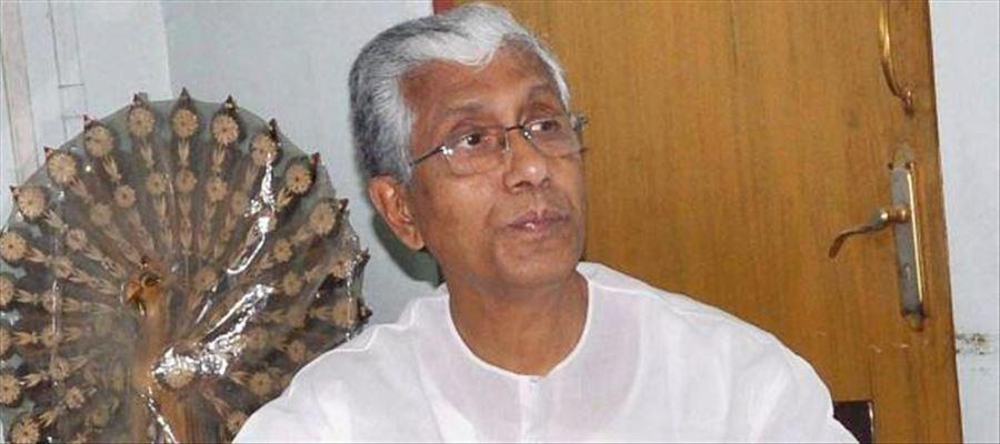 CM of Tripura Manik Sarkar residence is CPI (M) Party Office