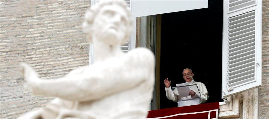 Suffering in Syria been top among Pope's concerns