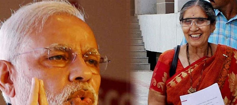PM Narendra Modis wife says He is My Ram