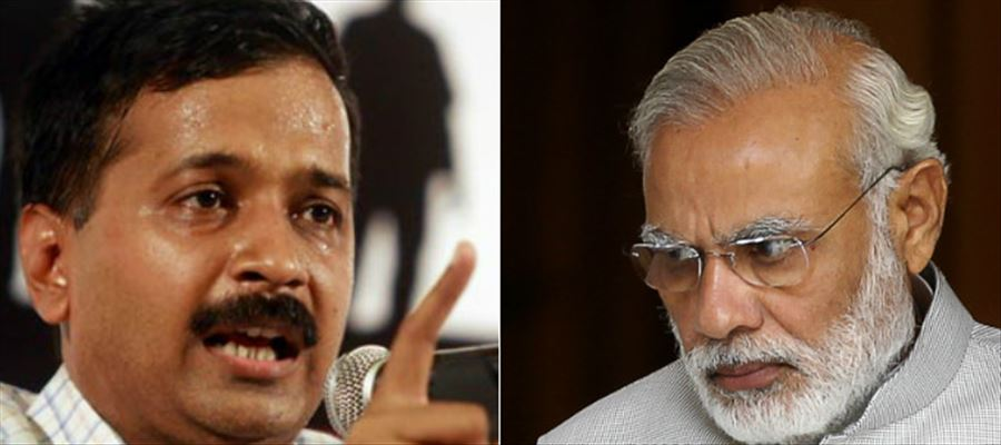 Arvind Kejriwal waging war with PM, receiving support from All