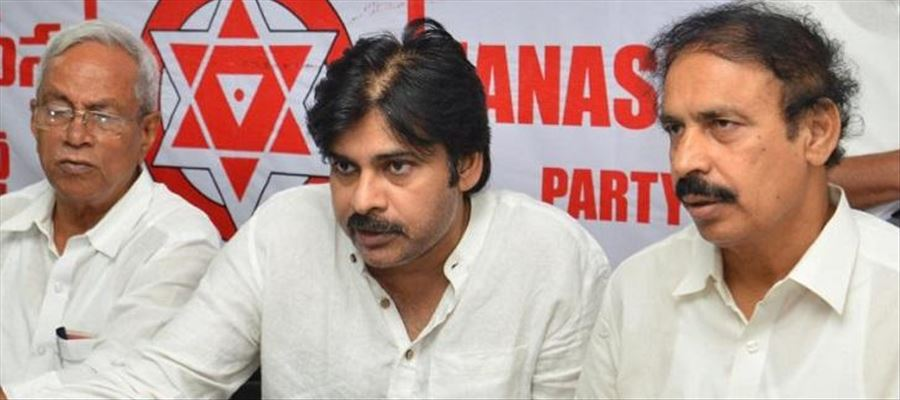 Pawan said his party is not a caste-based party
