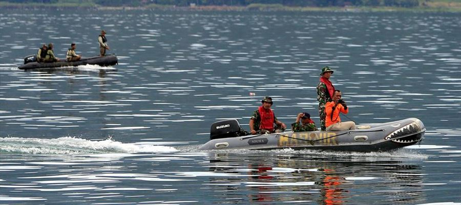 Ferry sank in Lake Toba, World's Largest Volcanic Lake, 200 missing
