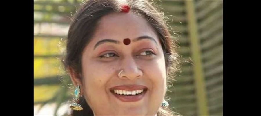 Tamil actress arrested for running sex racket!
