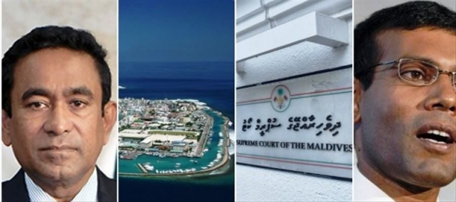 Indian reporters arrested in Maldives!!