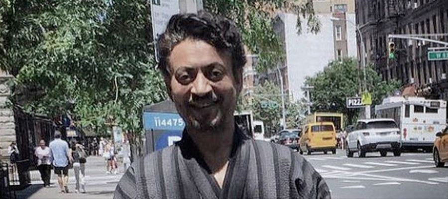 Irrfan Khan in London under treatment for rare Cancer