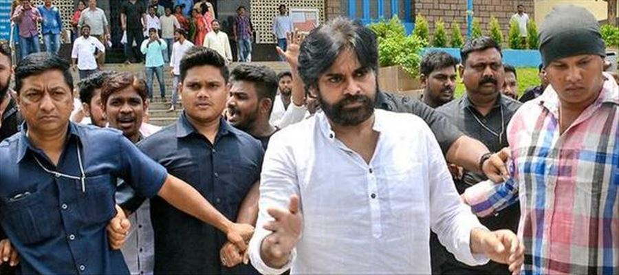 Pawan's state wide tour will see a mix of walkathons, public meetings & road shows
