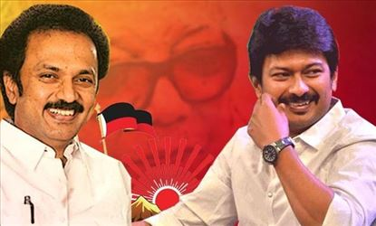 DMK Youth Wing to be managed by Udhayanidhi Stalin
