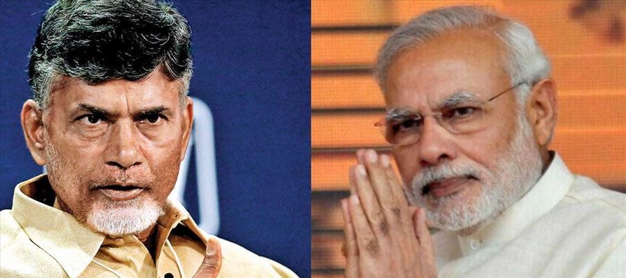 MEA interfered with Chandrababu's foreign tours & levied restrictions